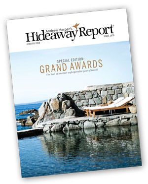 Hideaway Report Newsletter Cover