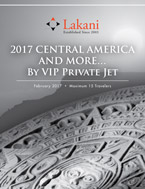 Central America and More by Private Jet
